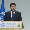 Párizsi klímacsúcs - Áder János