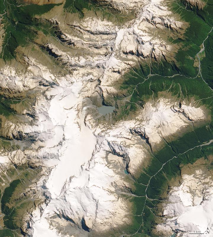 Új-Zéland gleccsereit is elszínezte az Ausztráliából érkező füst   ClimeNews