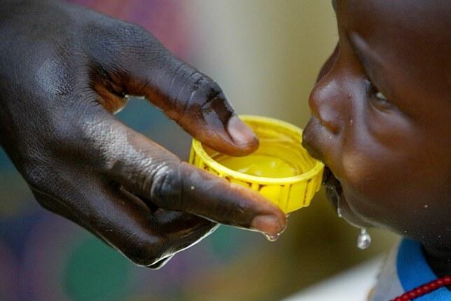 A fejlődő országokban nagy szükség van a segítségre - Forrás: AFP/Jim Watson