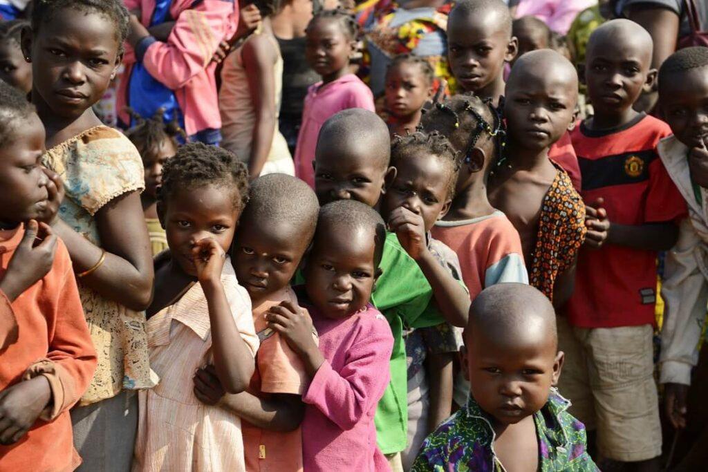 A világon minden 10. percben meghal egy kislány erőszak miatt - CN | Forrás: AFP/Eric Feferberg