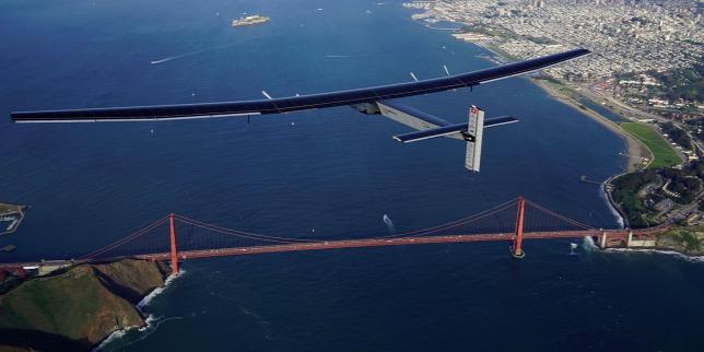 Újra a felhők között a napelemes repülőgép - Solar Impulse 2 - ClimeNews
