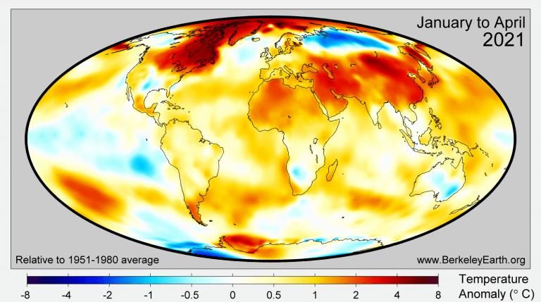 Kontextusban a csendes-óceáni északnyugati hőhullám | ClimeNews