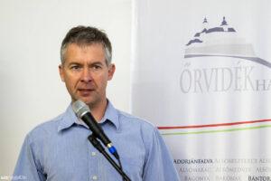Lenkei Péter - Fotó: Garai Antal Atom - Gyilkos füst Szombathelyen! - ClimeNews