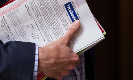 Facebook nyilvánosságra hozta a karbonlábnyomát | ClimeNews - Hírportál