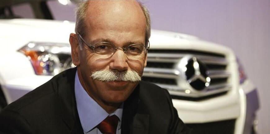 A Mercedes vezérigazgatójának jóslatai - ClimeNews - Hírportál