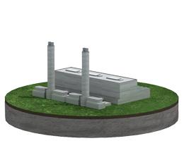 Olajtüzelésű erőmű - Különböző energiatermelési módok karbonlábnyoma - ClimeNews