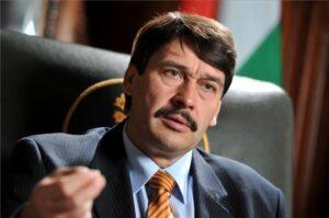 Áder János meghívást kapott az ENSZ Vízügyi Elnöki Testületébe - ClimeNews