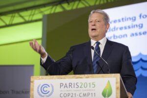 Al Gore - Elfogadták a klímamegállapodást - OurOffset