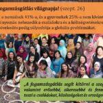 A családtervezés 1968 óta alapvető emberi jog