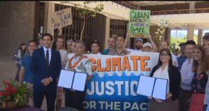 Hawaii törvénybe iktatta a párizsi klímaegyezmény egyes előírásainak megvalósítását - ClimeNews