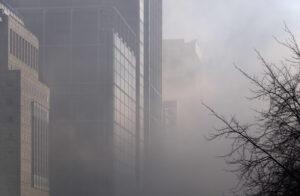 Városi élet – szmoggal. (Kép:Wikipedia - London)- Többen halnak meg környezetszennyezés miatt, mint háborúban - CN
