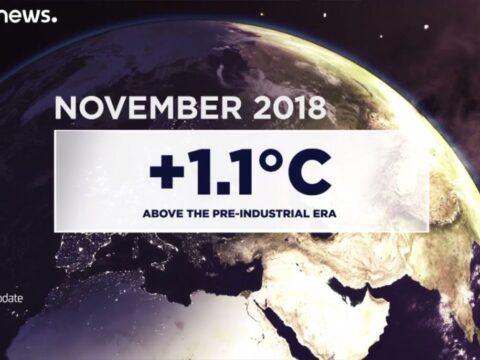 Novemberi klímajelentés   ClimeNews