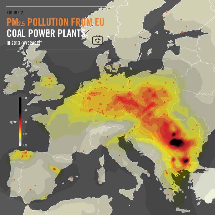 A Mátrai Erőmű a legszennyezőbbek közt - ClimeNews