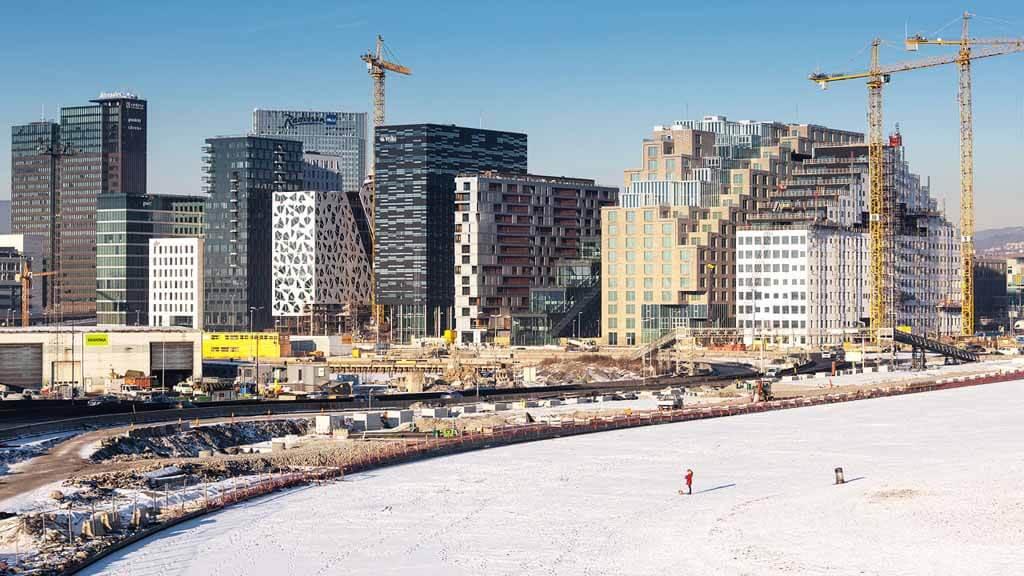 Drasztikus zöldítésbe kezd Oslo - ClimeNews