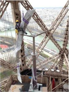 turbin-Eiffel - Ellátja magát árammal az Eiffel-torony - ClimeNews