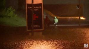 Esőbomba Szkopjéban! - ClimeNews